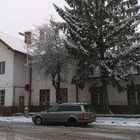 Photo taken at Železničná stanica Prievidza by Marián S. on 1/11/2013