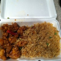 Photo taken at Wok Express by Cassi D. on 1/25/2013