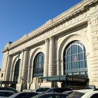 Photo taken at Union Station Kansas City, Inc. by Emily B. on 12/27/2012