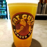 Photo taken at Fat Guy's Burger Bar by Beertracker on 1/12/2017