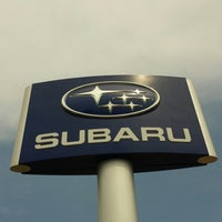 Photo taken at Bob Moore Subaru by Beertracker on 9/21/2014