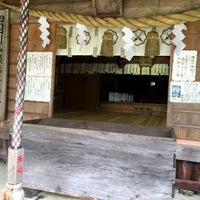 Photo taken at 劔神社 by おはぎ on 7/20/2015