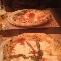 Снимок сделан в Pizzeria Zero81 пользователем Ana L. 4/29/2016