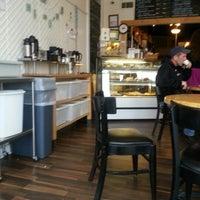 Photo taken at Zeke's Coffee (retail) by Dark K. on 2/11/2013