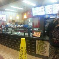 Photo taken at Burger King by Dark K. on 1/28/2013