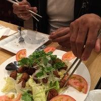 Photo taken at Blossom Vegan Restaurant by Rajendran D. on 10/10/2014