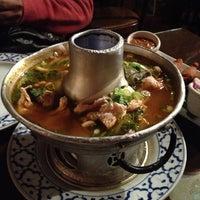 Photo taken at Bangkok Garden by Cheryl on 12/19/2012
