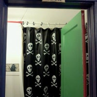 Photo taken at Pirate Haus by Jennifer L. on 11/22/2012