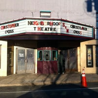 Photo taken at Neighborhood Theatre by Greg L. on 1/20/2013