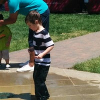 Photo taken at The Grove at Zona Rosa by Shannon H. on 5/10/2014