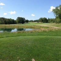 Photo taken at New Berlin Hills Golf Course by Tom W. on 8/10/2013