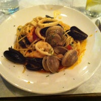 Photo taken at D'Angelo Trattoria by Lauren H. on 4/10/2014