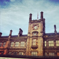 Photo taken at Shrewsbury Railway Station (SHR) by Dave M. on 11/30/2012