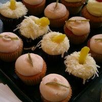 Photo taken at Kickass Cupcakes by Celeste S. on 11/26/2012