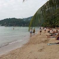 Photo taken at Seashell Resort Koh Tao by Cam F. on 12/12/2013