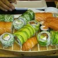 12/28/2012 tarihinde Danitza E.ziyaretçi tarafından Kioto Sushi'de çekilen fotoğraf