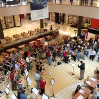Photo taken at Chesterfield Mall by Evren S. on 12/15/2012