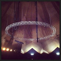 Photo prise au Tempodrom par Georgios G. le4/10/2013