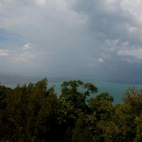Photo taken at Muka Head Lighthouse by kai seng c. on 9/12/2016