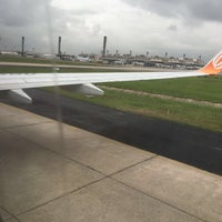 Photo taken at Pátio das Aeronaves TPS1 by Claudio U. on 5/19/2016
