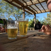 Photo taken at Nickel Beer Co. by Cherie on 9/6/2018