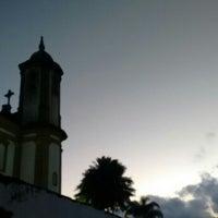Photo taken at Centro Histórico de Ouro Preto by Ricardo C. on 4/30/2016