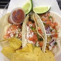 Photo taken at Baja Taco Truck by Jacky F. on 4/2/2013