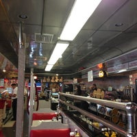 Photo taken at American City Diner by Philip L. on 11/22/2012