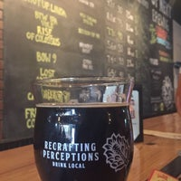 Photo taken at Bowigens Beer Company by David S. on 4/15/2017