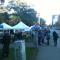 Photo taken at Harvard Farmers' Market by Todd S. on 10/16/2012