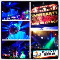 Photo taken at Bounty Discotheque by Jiggee J. on 9/14/2013