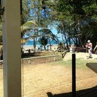 Photo taken at Port Douglas Surf Life Saving Club by Sally G. on 8/18/2013