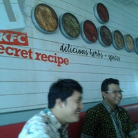 Photo taken at KFC by Agus T. on 6/13/2014