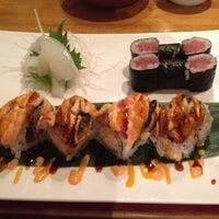 Photo taken at Mojo Asian Cuisine & Sushi Bar by Brendan F. on 5/3/2013