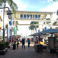 Photo taken at Bayside Marketplace by xxllwill on 12/25/2012