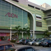 Photo taken at AEON Bukit Tinggi Shopping Centre by Amer J. on 11/20/2012