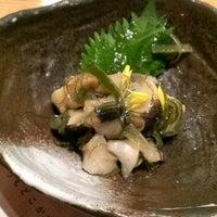 Photo taken at さかなや道場 八重洲口2号店 by Ahir O. on 10/11/2014
