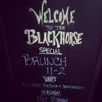 Photo taken at Blackhorse Pub & Brewery by Justin P. on 11/18/2012