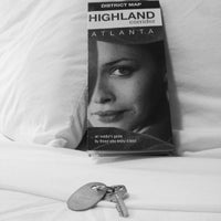 Photo taken at The Highland Inn Hotel by Justin P. on 11/13/2013