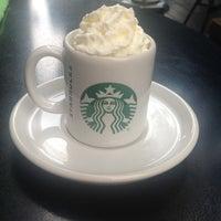 Photo taken at Starbucks by Eber M. on 1/8/2013