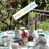 Photo taken at Kaş Gürsu Köyü by Imran Ç. on 8/4/2018