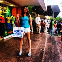 Photo taken at Av. Santiago Mariño by Nelson F. on 8/16/2013