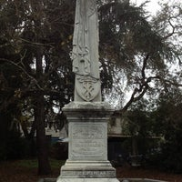 Photo taken at Union Cemetery Historic Site by Eric M. on 12/15/2012