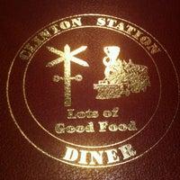 11/24/2012 tarihinde Martina C.ziyaretçi tarafından Clinton Station Diner'de çekilen fotoğraf