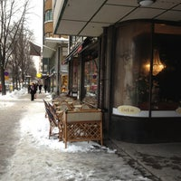 Photo taken at Café 60 by Natasha A. on 12/6/2012