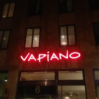 Photo taken at Vapiano by Natasha A. on 11/27/2012