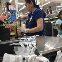 Photo taken at Walmart Supercenter by Shelley G. on 5/13/2013