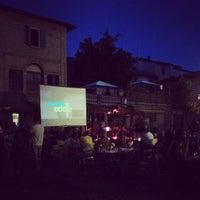 Photo taken at Castelvetro di Modena by Francesco B. on 6/8/2014