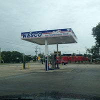 Photo taken at Wesco Inc. Gas Station by Katherine A. on 7/28/2013