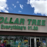 Photo taken at Dollar Tree by Wench on 4/9/2017